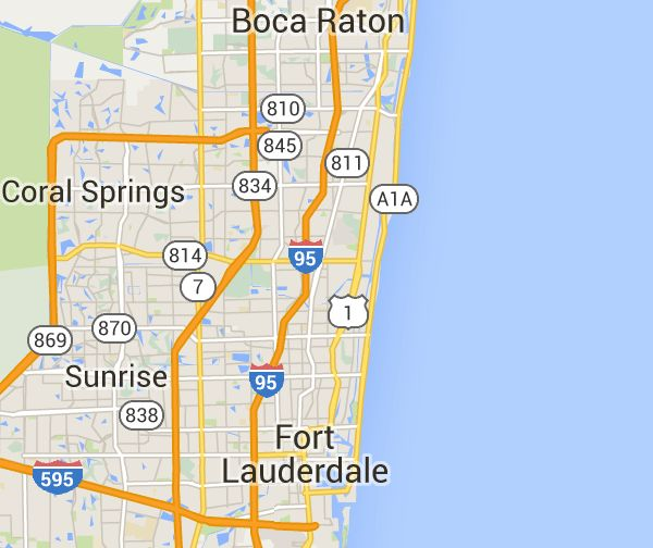 Vacation Rentals Near Pompano Beach Florida