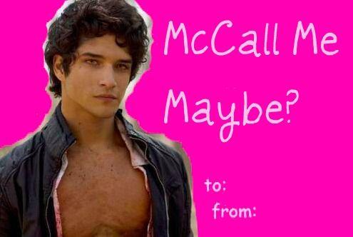 Teen Wolf Valentine Card | Teen Wolf | Pinterest | Teen Wolf, Wolf And Teen