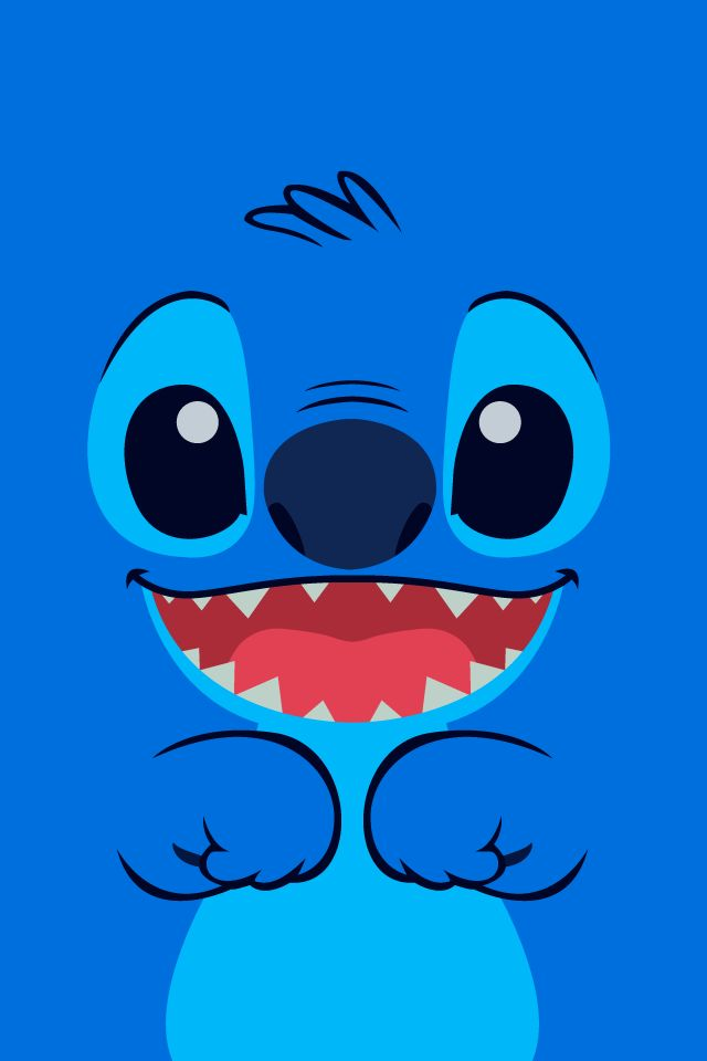 Lilo & Stitch. I love stitch. I love a lot of Disney characters but he has to be one of my favs