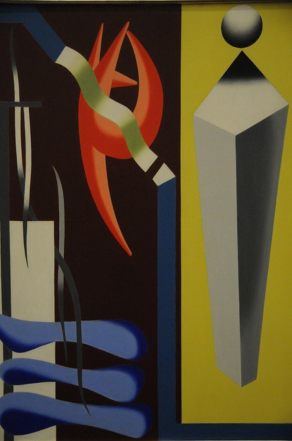 """Paris 140, 1937.  Charles Biederman (1906-2004) was an American Constructivist Writer and Sculptor. In 1936, he was included in the show """"Five Contemporary American Concretionists"""" at Paul Reinhardt Gallery which also  featured Alexander Calder, John Ferren, George L.K. Morris, and Charles Green Shaw. Together with a concurrent solo exhibition at Pierre Matisse Gallery in New York, the exhibition helped establish his reputation as an important modern artist."""