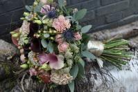 Bouquet - Magnifique Création Natallia Sakalova de la boutique De fleurs à fleurs