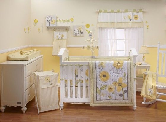 161 Best Images About Yellow Nursery On Pinterest Twin
