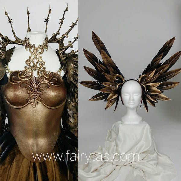 This Valkyrie Rider Costume Will Take Your Breath Away
