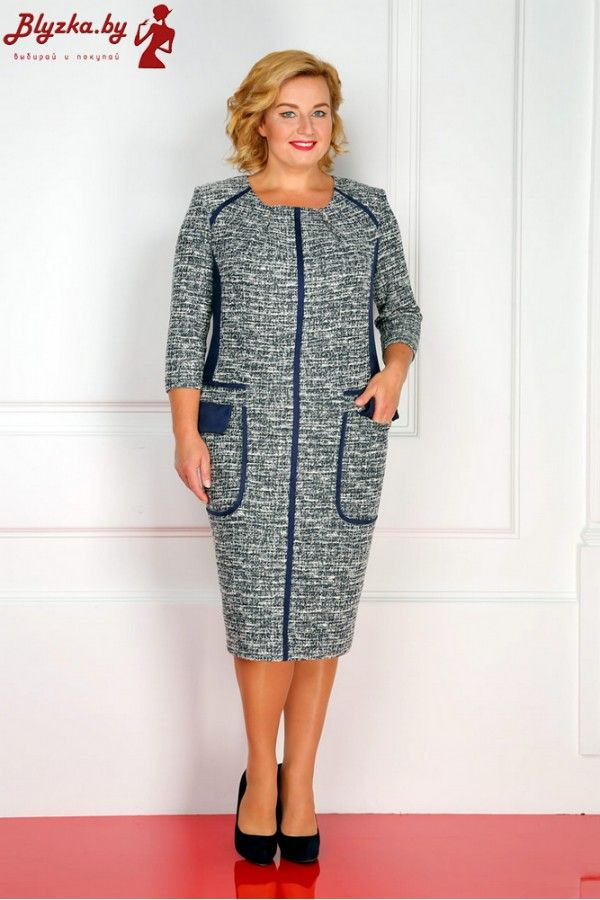 Блузка.бай | Платье ML-768