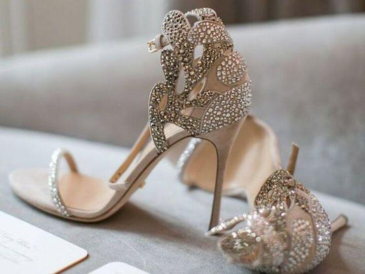 Tudo o que você precisa saber sobre sapatos para noivas - Portal iCasei Casamentos