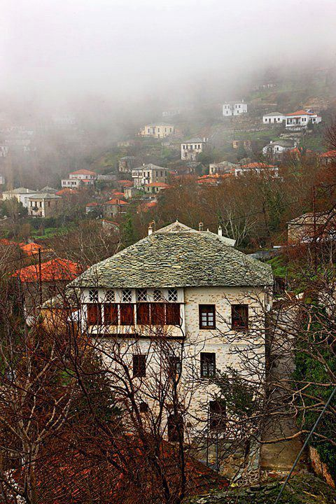 Agios Georgios Nelias, at mount Pelion
