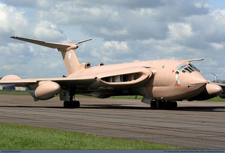 UK - Royal Air Force (RAF) Handley Page Victor K2 XM715 at Off Airport