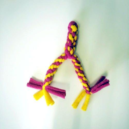 Игрушки для собак из флиса Цена 150р