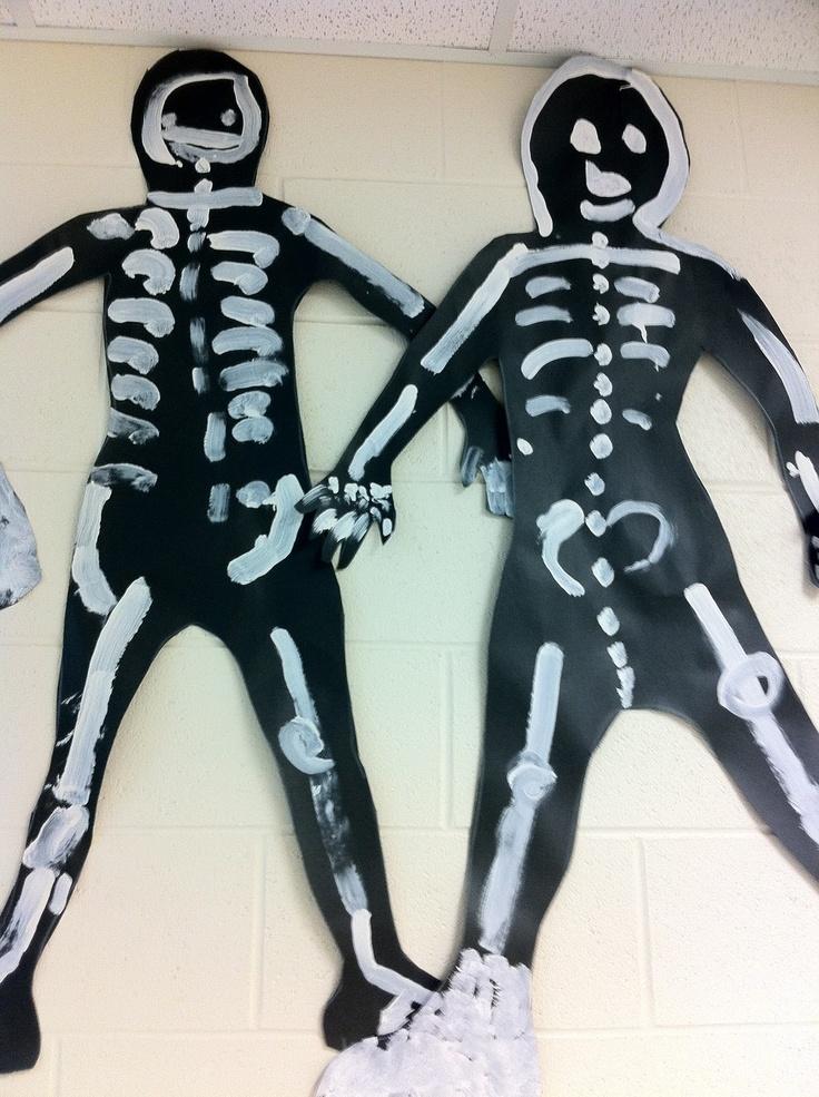 Fairy Dust Teaching Kindergarten Blog: Them Bones!