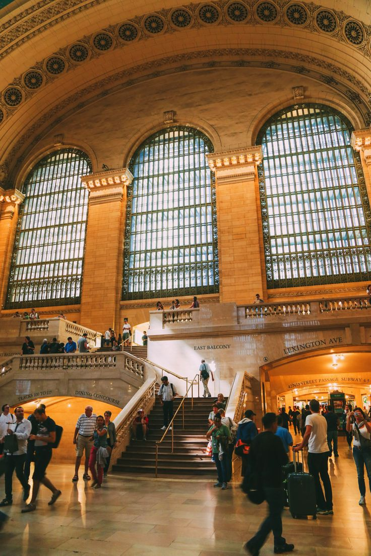 Grand Central Station, New York City – A Photo Diary | Hand luggage ...