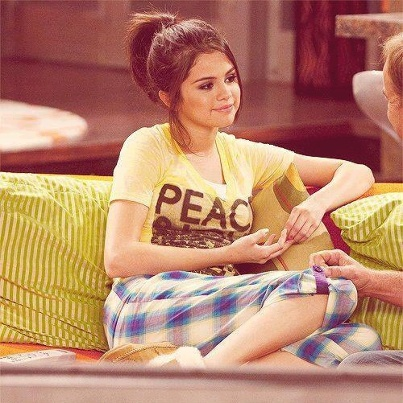 selena gomez - alex russo. She's so perfect