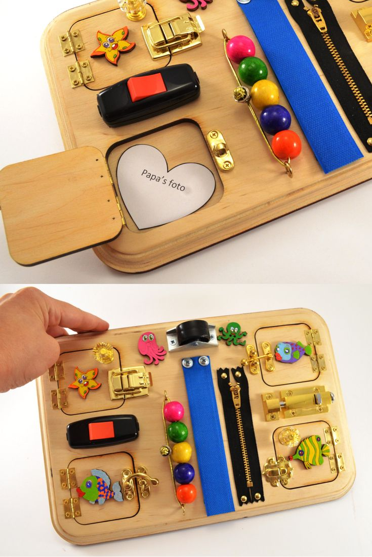 Eco Wooden Toy Locks and Latches Board Sensory Board Travel busy board Busy board Baby gifts Halloween baby gifts Toy for travel Toy for boy Christmas baby gifts Gift 1st Toy for autism Gifts