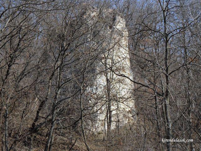 Kirándulások - természetjárás: A budai kaptárkövek
