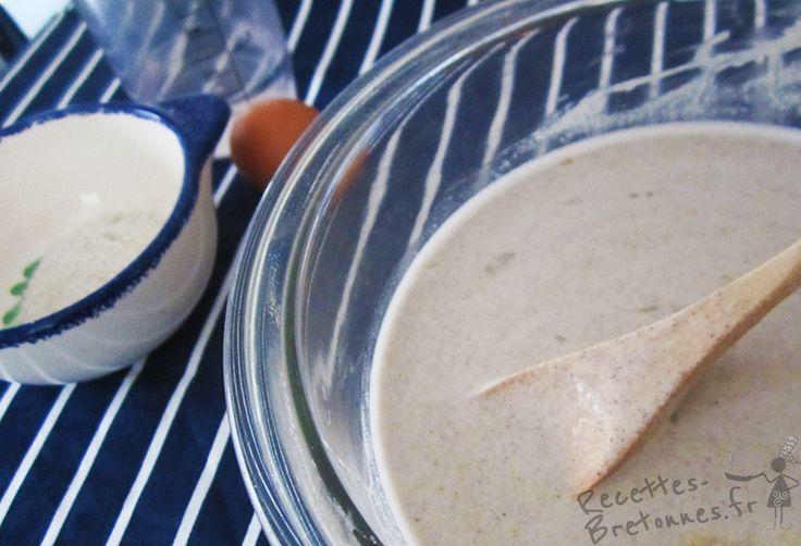 Pate galette bretonne