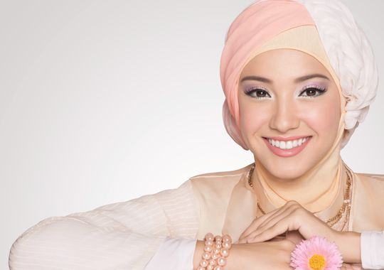 jasa makeup muslimah di kuningan city jakarta