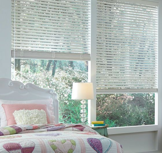 Custom Allen Roth Faux Wood Blinds At Lowe S Custom Blinds