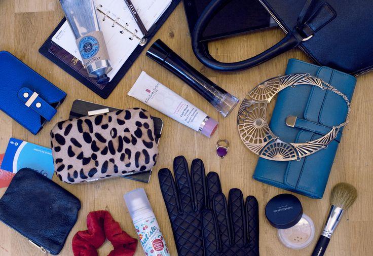 What's in My Handbag - fabulous!