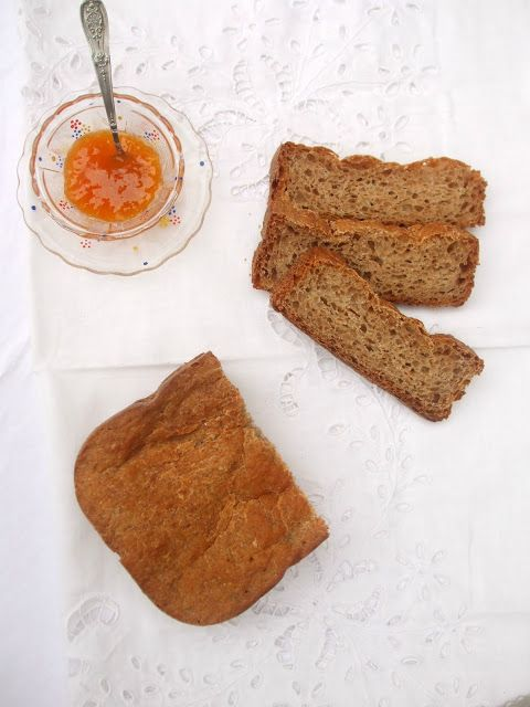 Pão de espelta