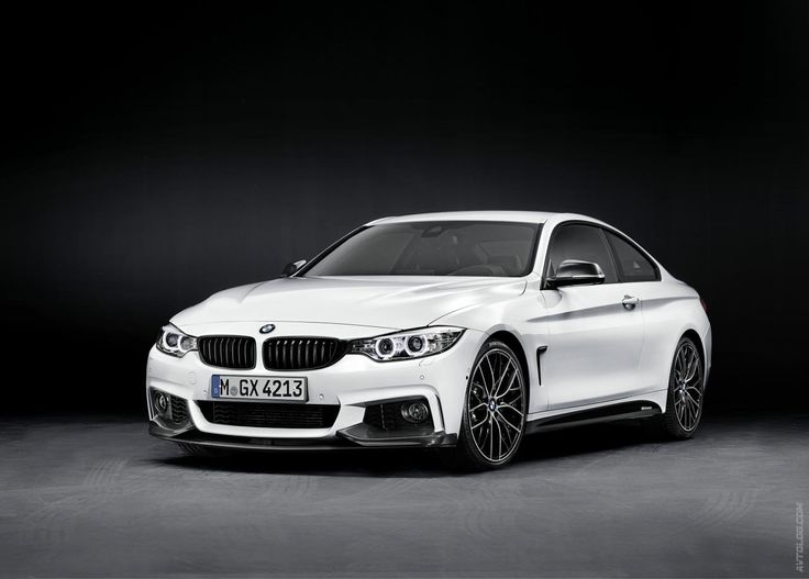 2014 BMW 4 Series Coupe M Performance