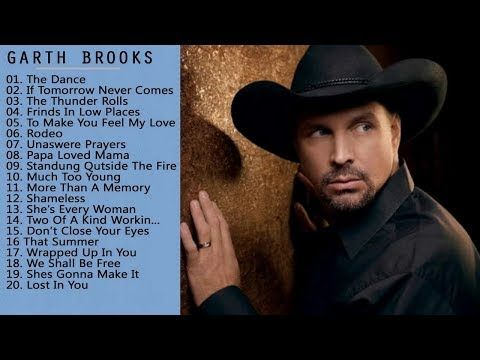 Garth Brooks Greatest Hits Garth Brooks Best Of Collection 2018