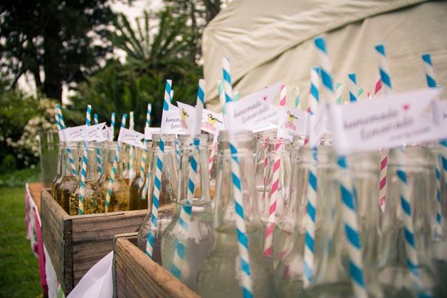 Homemade lemonade and Pimms | Wedding inspiration :-) | Pinterest