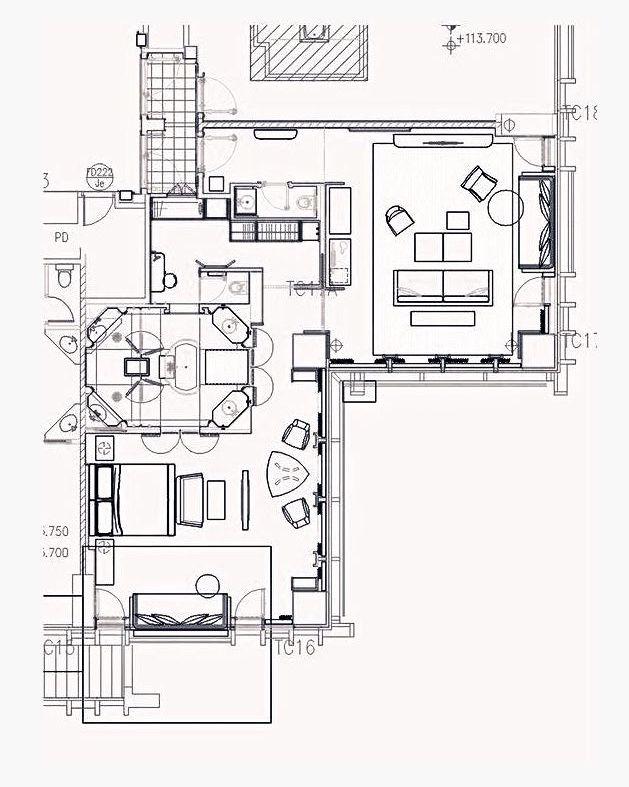Rosewood Hong Kong Hotel Floor Plan Hotel Floor Hotel Plan