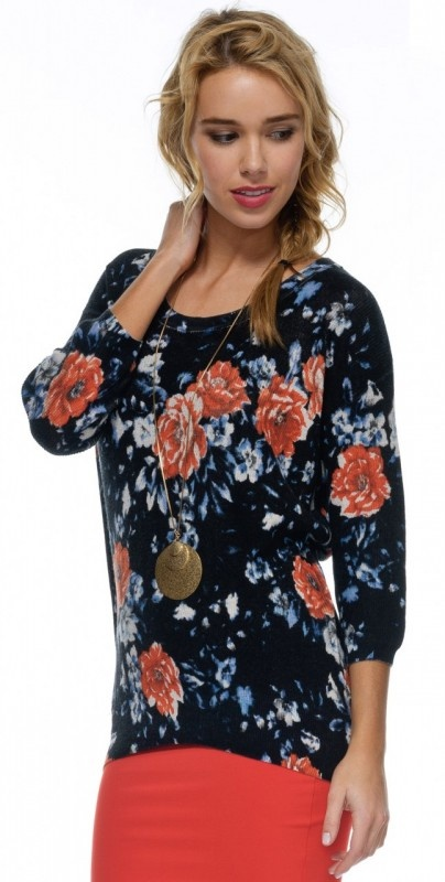Ava Maria Rose Knit by Sass Now: $79.95