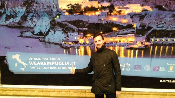 @Paris   #WeAreinPuglia
