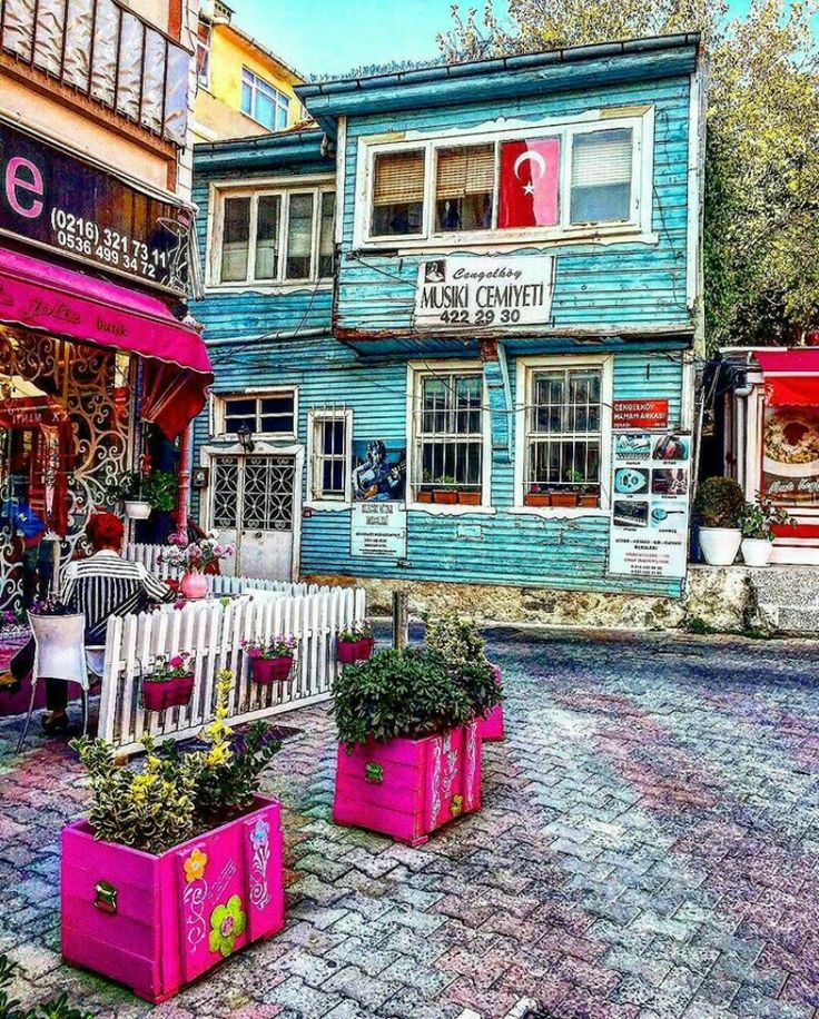 Çengelköy /Istanbul Turkey