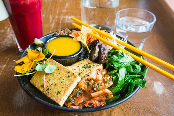 Vegetarian restaurants in Toronto have been sprouting up all over the place, giving meatless eaters more choices and better variety than ever. Whether looking to eat clean and raw, or indulge in plant-based comfort foods, there's a little something for everyone on this list. Here are my picks for the...
