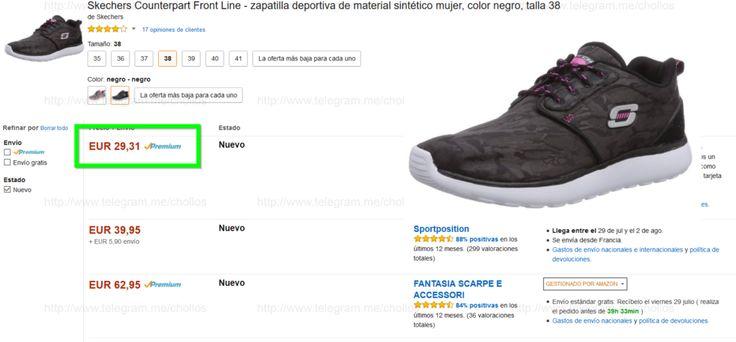 Zapatillas Skechers mujer sólo 29 - http://ift.tt/2a0SWMZ