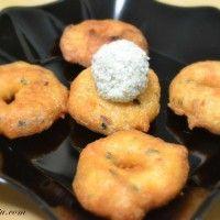 Uzhunnu vada / Medu vada : Cooking Recipes, Indian Recipes, Kerala South North Indian Recipes, Arabic dishes, Italian and Chinese recipes, Cooking tips, Vegetarian recipes