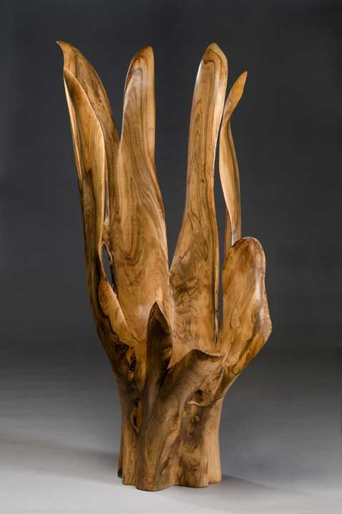 Best Art Gallery Wood Images On Pinterest Wood Sculpture - Self taught woodworker turning old skateboards awesome sculptures