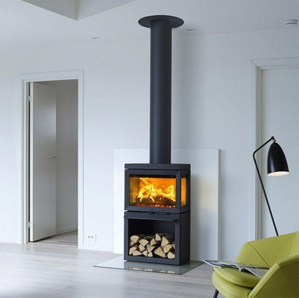 Jotul F520 Coverage 120 140m2 Embers Heating Restoration Supplies Freestanding Fireplace Wood Burning Stoves Living Room Wood Heater