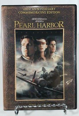Pearl Harbor 60th Anniversary DVD