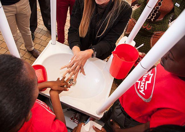 4 ways to get children to wash their hands #Health #Healthy #Hands #SouthAfrica
