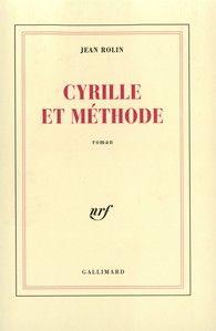 Cyrille et Méthode - Blanche - GALLIMARD - Roman policier ? D'aventures ? D'espionnage ? D'anticipation ? Cyrille et Méthode est plutôt une parodie hilare de ces genres, servie par une prose impeccablement cinglée.