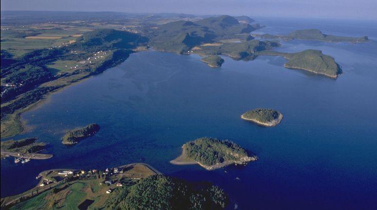 Le Parc national du Bic à Rimouski  www.tourisme-rimouski.org
