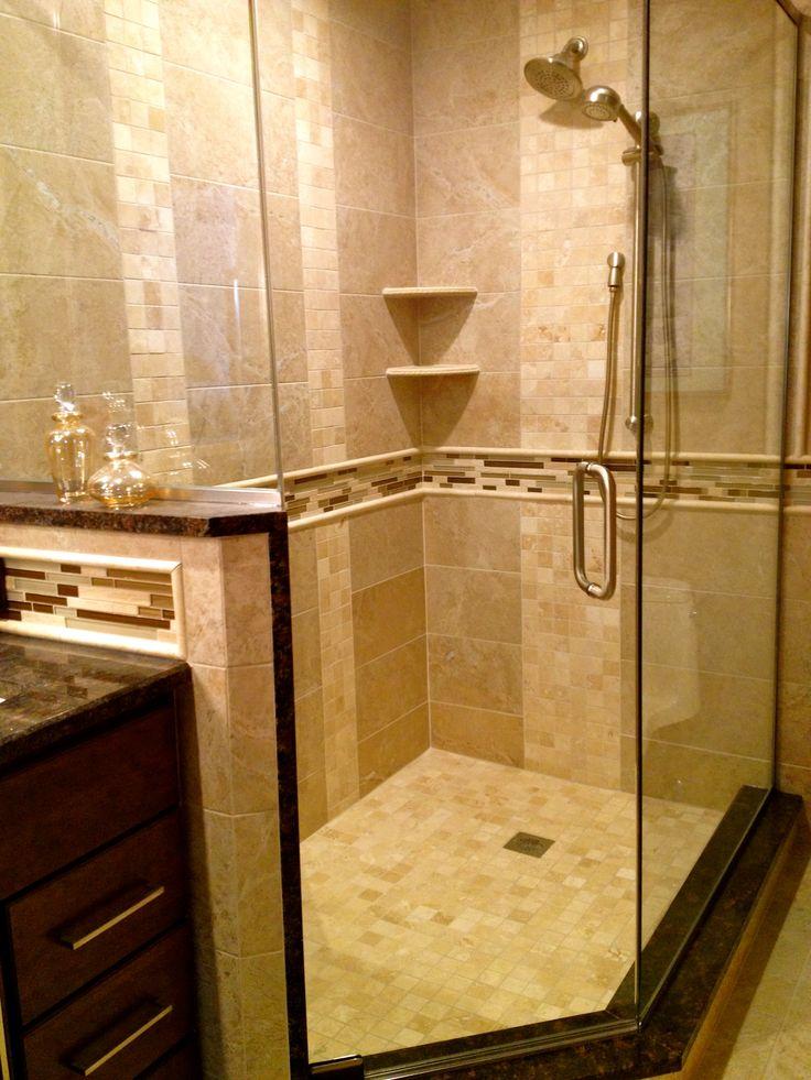 17 best images about bathroom floor shower tile ideas - Angie s list bathroom remodeling ...
