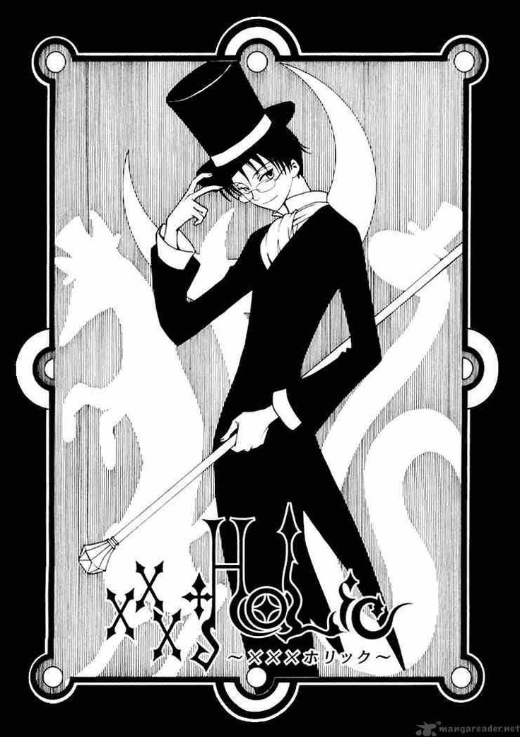 xxxHolic ~~~ I want Watanuki to now bust out a good old song and dance number!