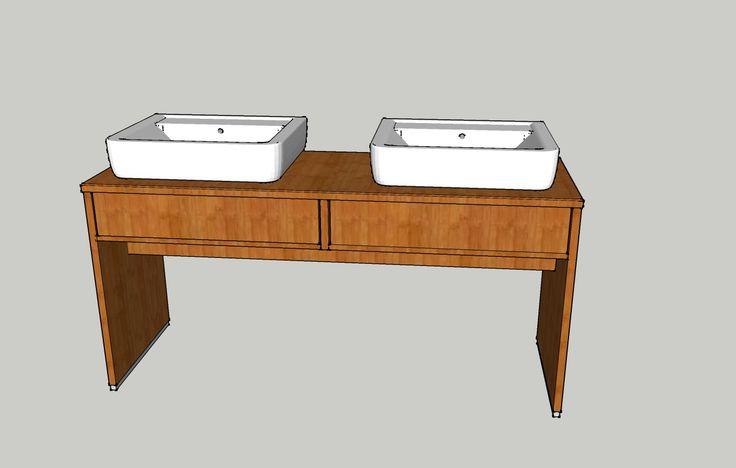 44 besten ideen g ste wc bilder auf pinterest badezimmer. Black Bedroom Furniture Sets. Home Design Ideas