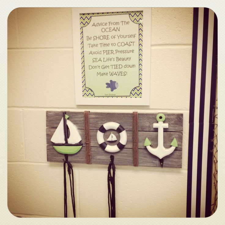Anchor Classroom Decor ~ Best images about nautical theme classroom on