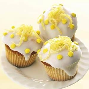 Citroen Honing Cup Cakes recept | Smulweb.nl