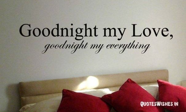 Unique Good Night Quotes 2016 Images for Her  Him