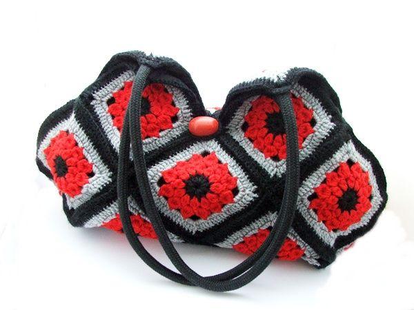 crochet bag / horgolt táska http://habcsi.blogspot.hu/