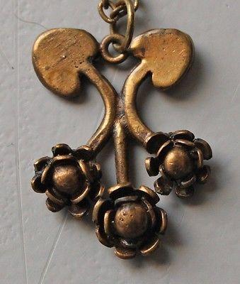 Seppo Tamminen, vintage trio of flowers bronze pendant, 1960's. | eBay.com #Finland