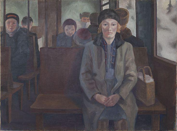 Eva Törnwall-Collin oli monipuolinen ja omaperäinen modernisti. Laaja läpileikkaus valottaataiteilijan tuotannon eri puolia painottuen vangitseviin aikalaiskuvauksiin ja sisäisiä maailmoja kuvaaviin muotokuviin. Esillä on yli 50 teosta.