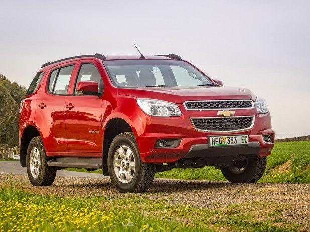 2014 Chevrolet Trailblazer 2.5D Review