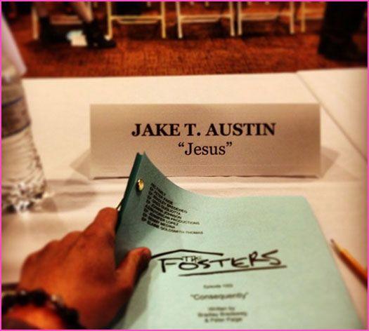 #TheFosters Jake T. Austin