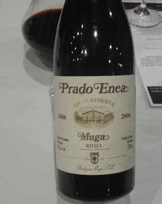 HIPPOVINO: Dégustation des vins de Bodegas Muga - vin rouge - Espagne - Rioja - Prado Enea Gran Reserva - Code SAQ : 11169670